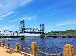 no-wake zone on its riverfront