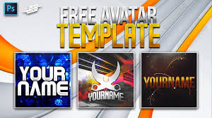 Youtube Profile Picture Templates Free Downloads