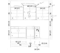 Dimensions Of Kitchen Cabinets Kitchen Cabinets Sizes Phidesignus