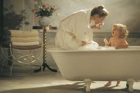 classic claw foot tubs are typically made of porcelain enameled cast iron