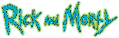 Image - Rick and Morty - logo (English).png | International ...