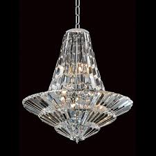 auletta 12l pendant ceiling chrome finish clear firenze crystals 12 40w e12 lamps w 762mm h 406mm