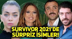 Survivor 2021 yarışmacıları kimler, Survivor 2021 ne zaman başlıyor, Survivor  2021 hangi tarihte - - AYKIRI haber sitesi