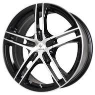 5x115 Bolt Pattern Interesting 48x1148 48 Wheels Rims Black Chrome FREE Shipping BEST Pricing