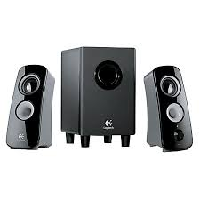 office speaker system. Logitech Z323 Speaker System Office L