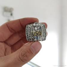2019 2019 whole 2007 lsu tiger s national chionship ring give gifts to friends from chenghongjie2009 5 53 dhgate