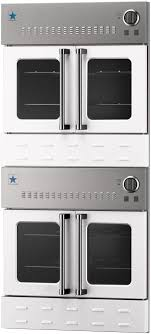 bluestar bwo30agsng 30 french door gas wall oven