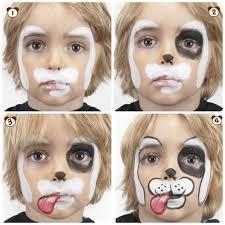 diy face paint designs