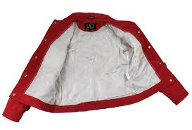Utex Design Ud Utex Design Womens Red Jacket Quilted Size S Nice