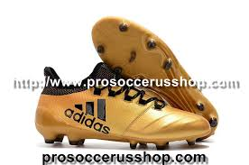 soccer cleats adidas womens x 17 1 leather fg tactile gold metallic core black solar red