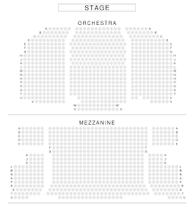 Neil Simon Theatre Seating Chart View From Seat New York