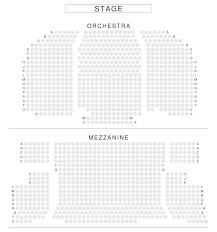 Stephen Sondheim Theatre Virtual Seating Chart Neil Simon Theatre Seating Chart View From Seat New York