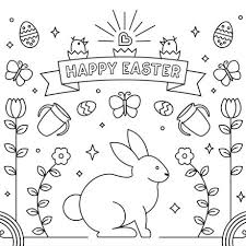 Spring Coloring Picture Free Spring Coloring Pages Spring Colouring