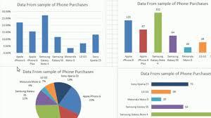 Excel 2013 Statistical Analysis 07 Subtle Chart Junk