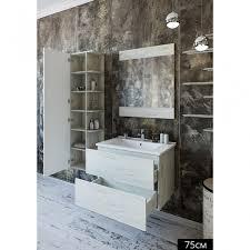 Мебель для ванной белая <b>Sanflor Чикаго</b>, купить в Москве. Цены ...