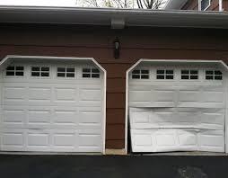 when does it make sense to repair your garage door instead of replacing it
