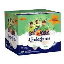 Underjams Size Chart Cheapest Pampers Underjams Boys Size 7 S M Diapers Big