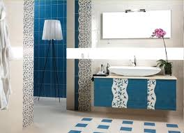 Dark Blue Bathroom Seashell Bathroom Ideas Stylish Bathroom Shower Curtain Design