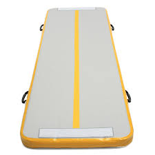 118x35x4inch airtrack gymnastics mat floor inflatable gym air track mat home tumbling rolling mat with repair kit banggood sold out