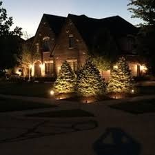 artistic outdoor lighting. Photo Of Artistic Outdoor Lighting - Lombard, IL, United States. Artistic Outdoor Lighting A
