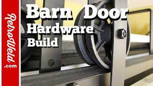 Making Barn Door Hardware Barn Door Hardware Build Youtube