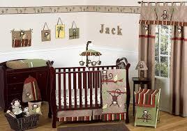 Sweet Jojo Designs Space Galaxy 11pc Crib Bedding Set Blue Sweet Jojo Designs Monkey Animal Jungle Safari Baby Boy Bedding 11pc Boys Crib Set Without Bumper