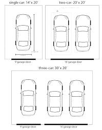 double garage door sizes size of a 2 car garage typical 2 car garage size 2