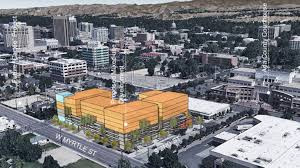 8 story residential building downtown faces review condos proposed at 17th and idaho idaho statesman