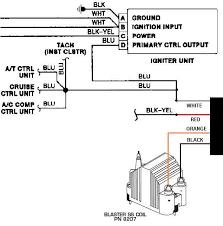 msd coil wiring diagram wiring diagram expert