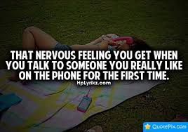 Nervous Quotes Extraordinary 48 Best Quotes About Nervous Nervous Quotes QuotesOnImages
