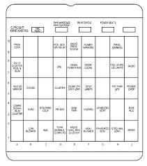 buick regal mk4 fuse box instrument panel 2000 buick regal (2000) fuse box diagram auto genius on 2000 buick regal ls fuse box