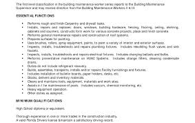 Hotel Maintenance Resume Sample Collection Of Solutions Hotel ...