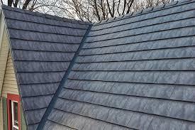 Architectural shingles Rustic Black Slate Rock Oxford Roofing Calculator Metal Roof Metal Shingles Standing Seam Metal Roofing