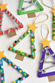 Fun And Easy Christmas Crafts For Toddlers   Kristal Project Edu Christmas Easy Crafts