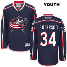 34 Anderson Home Reebok Jackets No Navy Columbus Blue Nhl Stitched Youth Josh Jersey Authentic becdfecafbedc|NFL Business Information Blog