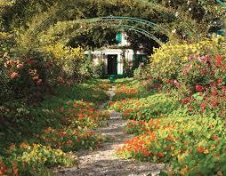 claude monet garden. Contemporary Garden Throughout Claude Monet Garden L