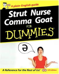 english speech services strut for dummies strut for dummies