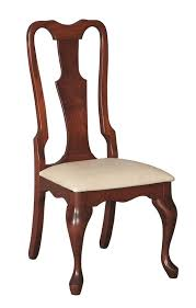 pid 3652 Amish Lancaster Queen Anne Dining Chair 51
