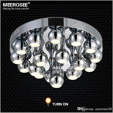 modern led ceiling light flush mounted led ceiling lights for living room surfaced mounted ceiling lamp kitchen chandelier beaded chandelier from meerosee03