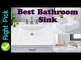sinks best bathroom sinks 2019 best bathroom sinks reviews