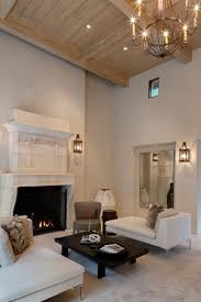 warm and inviting true for both this neutral doeskin sw 6044 wall color and that cozy fireplace