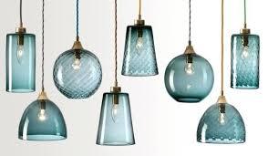 glass pendant light pendant lighting