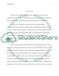 characteristics of essay outline samples