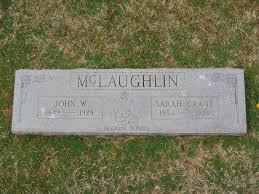 John Wesley McLaughlin (1849-1929) - Find A Grave Memorial