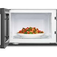 1 6 cu ft countertop microwave in fingerprint resistant stainless steel with 1 200 watt