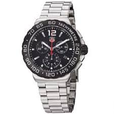 tag heuer men s cau1110 ba0858 formula 1 black dial chronograph tag heuer men s cau1110 ba0858 formula 1 black dial chronograph steel watch