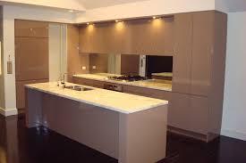 creative designs in lighting. White Polyurethane Handless Design Kitchen With Stone Benchtop And Timber Floors Creative Designs In Lighting S