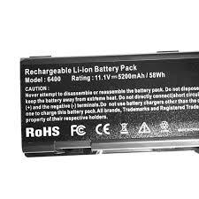 <b>4400mAh battery for DELL</b> Inspiron E1505 6400 1501 Latitude 131L ...