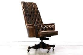 luxury office chairs. Luxury Office Chairs Desk Leather Dark Brown Tufted Chair Design Ideas Wheel Swivel .