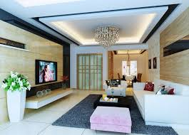 Living Room Simple Ceiling Design